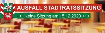 Ausfall Stadtrat [(c) Thomas Hetzel]