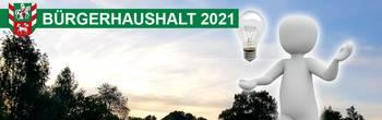 Hinweis Bürgerhaushalt 2021 [(c) Thomas Hetzel]